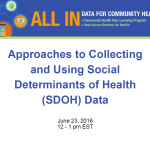 sdoh webinar screenshot