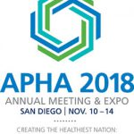 APHA Annual Meeting @ San Diego Convention Center | San Diego | California | United States